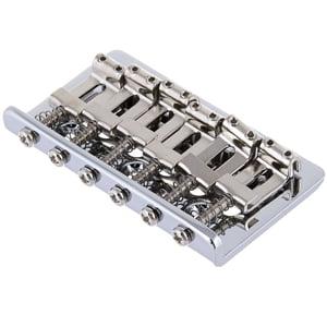 Chevalet fixe pour guitare électrique