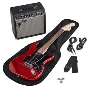 Fender Squier Affinity Strat Pack HSS