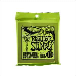 Cordes de guitare électrique Ernie Ball 2221 010-046