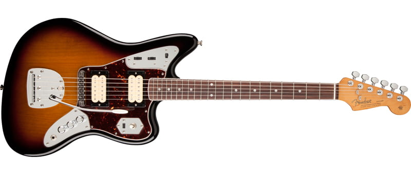 Fender Jaguar Kurt Cobain Signature