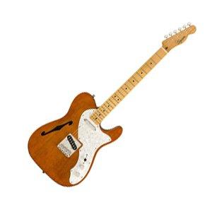 Fender Squier Classic Vibe 60s Telecaster Thinline Test & Avis