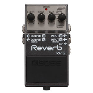 Boss Reverb RV-6 Digital