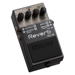 Boss Reverb RV-6 Digital