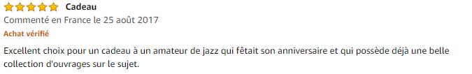 Avis Les Légendes du Jazz