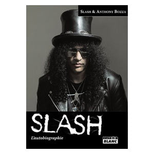 Avis Slash - L'autobiographie