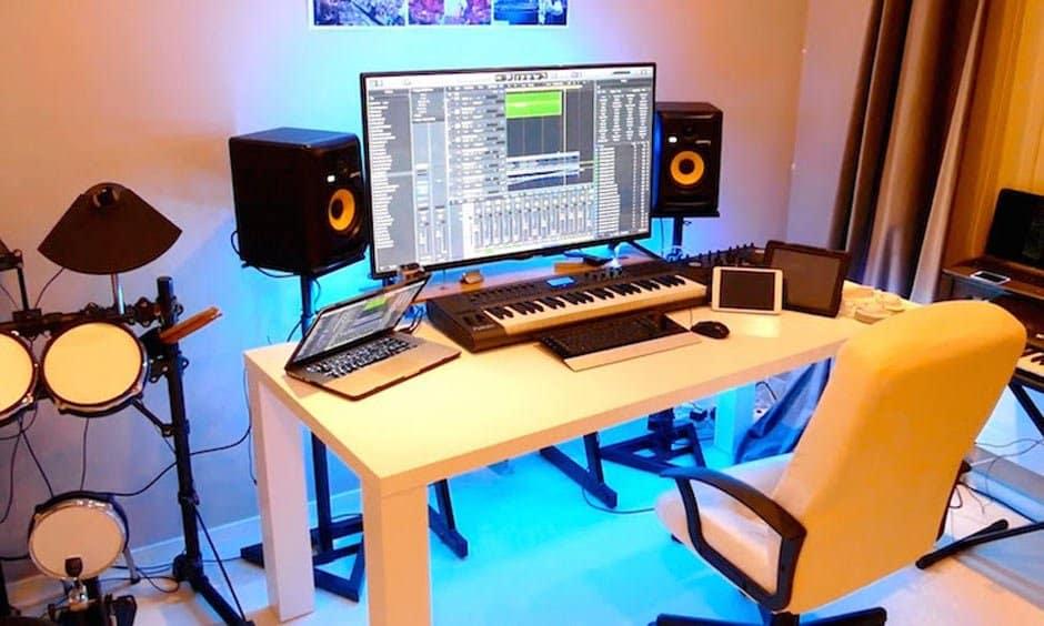 DAW Digital Audio Workstation
